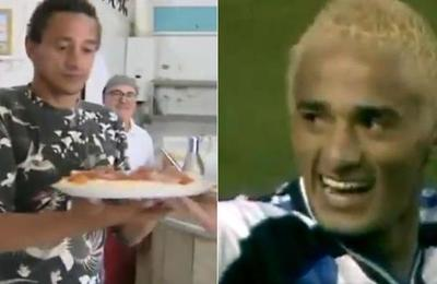 El futbolista que pasó de jugar un Mundial a trabajar de mesero en una pizzería