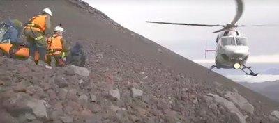 Muere turista tras caer en volcán