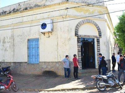 Villarrica: Asaltan agencia de quiniela y se llevan G. 20 millones