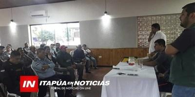 ORGANIZAN EJECUCIÓN DEL PLAN ÑEMITY 2019 EN GRAL. DELGADO.