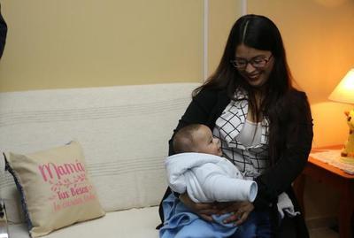Inauguran sala de lactancia en el Ministerio de Trabajo