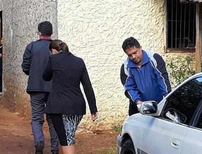 Caen dos implicados en hurto de evidencias en el Poder Judicial