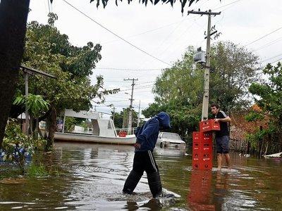 Caaguazú lanza campaña para ayudar a damnificados de todo el país