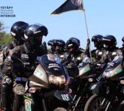 """""""Aviso a los motochorros"""": 70 nuevos agentes Lince salen a las calles"""