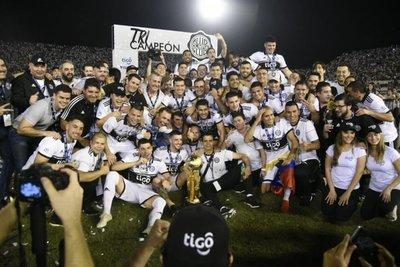 Tricampeón: Olimpia prepara una fiesta para despedir el Apertura
