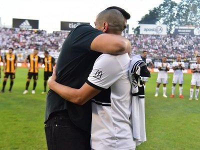 Darío Verón anuncia su retiro del fútbol profesional