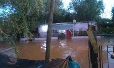 Junta Municipal de Pilar se declara en estado de desastre por la inundación