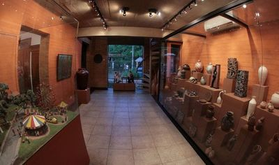 Central expuso acervo cultural mediante circuito museológico