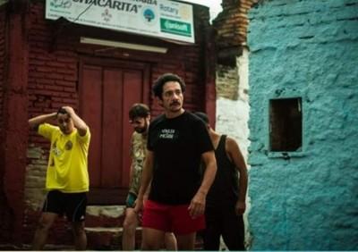 Serie Paraguaya En Festival Europeo