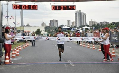 Calles cerradas por Media Maratón Internacional