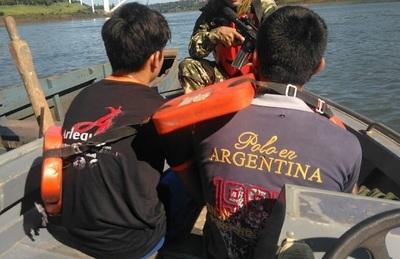 Detienen a dos jóvenes que llevaban marihuana al Brasil