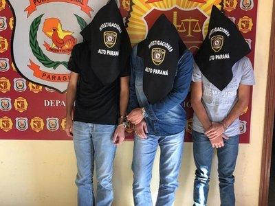 Caen supuestos implicados en plan de atentado contra Luis Villamayor