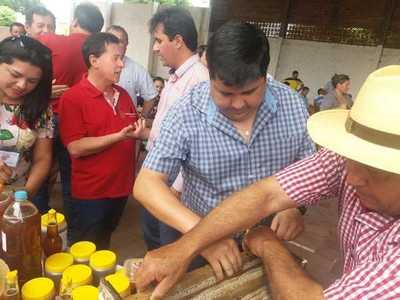 Unos 7.078 niños recibirán en su dieta diaria la miel de abeja