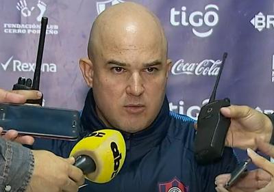 Fernando Jubero valoró la actitud de su equipo