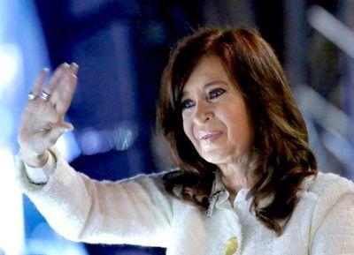 Para Cristina Kirchner llega la hora de sentarse en el banquillo