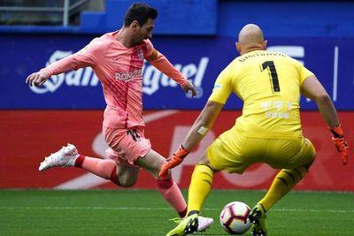 Messi y la Bota de Oro