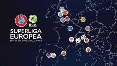 HOY / Planes de una futura Superliga europea encuentran resistencia en Alemania