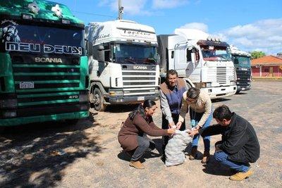 MAG recibió 245.000 kilos de semillas de papa para la siembra de este año