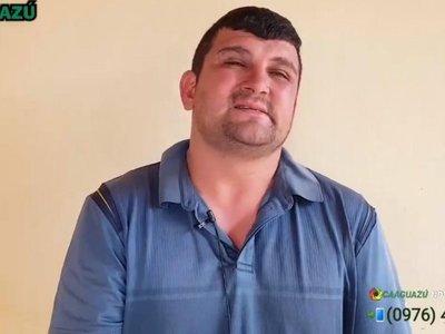 Denunció que jefe policial le dio un apysarapo por no retirarse de una farra