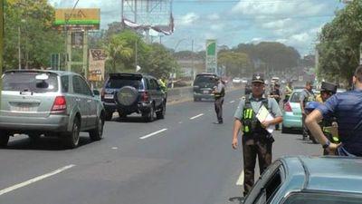 475 conductores ebrios cayeron en controles ruteros de la Caminera
