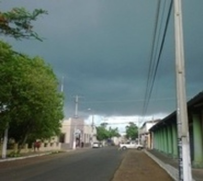 Alerta por frente de tormentas para el sur del país