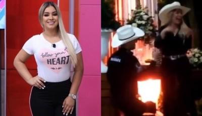 """Fátima Román: """"Me Temblaban Las Piernas Y El Corazón Me Empezó A Latir A Mil"""""""