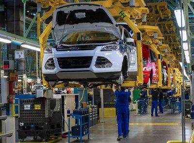 Ford recortará 7.000 empleos en todo el mundo para finales de agosto