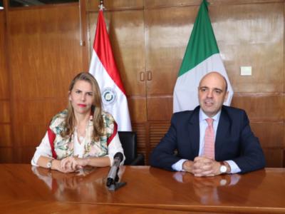 Empresarios italianos llegan a Paraguay para conocer ventajas de nuestro país