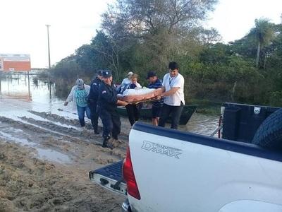 Reportan cerca de 20 mil atenciones sanitarias a familias inundadas