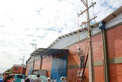 ANDE detecta fraude de G. 500 millones en Parque Industrial Mercosur