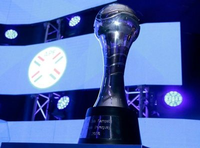 Así comienza la Copa Paraguay