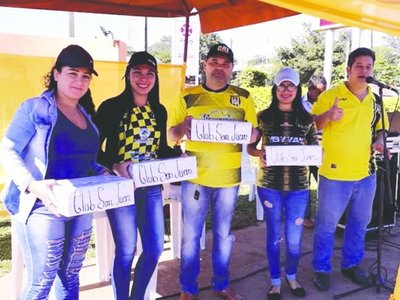El Club San Juan recurrió a una maratón solidaria
