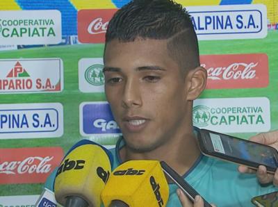 Fredy Vera es desvinculado del Deportivo Capiatá