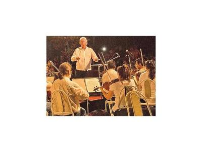 Concierto sinfónico gratuito se ofrece hoy en Villa Morra