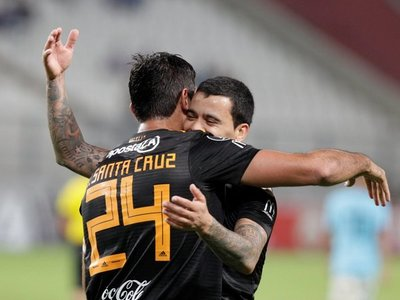 """""""Es un privilegio ser goleador con Willy"""""""