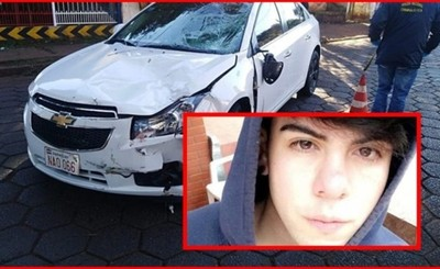 Prisión domiciliaria para joven que arrolló y mató a motociclista