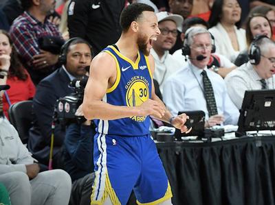 Curry guía a los Warriors a otra final de NBA
