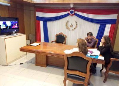 Primera mediación internacional vía videoconferencia