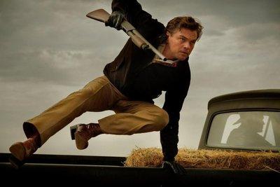 Tarantino da la campanada en Cannes