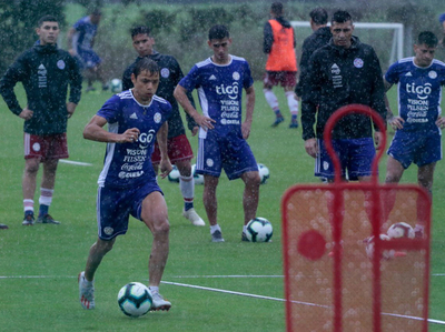 Informe de Hernán Osorio sobre los preparativos de la Albirroja