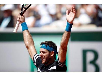 Del Potro gana a Cilic y va por Nadal en semifinales