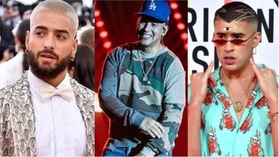 HOY / Maluma, Daddy Yankee y Bad Bunny son los más nominados en los Premios Juventud