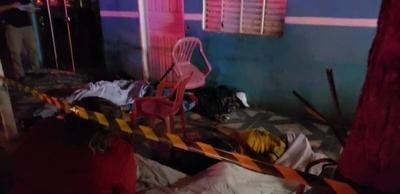 HOY / Asesinan a seis personas en Pedro Juan Caballero