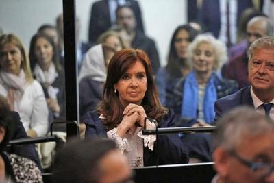 """Cristina Kirchner: """"Es un nuevo acto de persecución"""""""