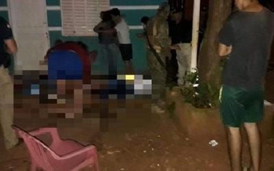 Masacre en Pedro Juan deja seis muertos