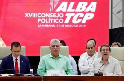 Alba expresa apoyo a Maduro y preocupación por «escalada» en Latinoamérica