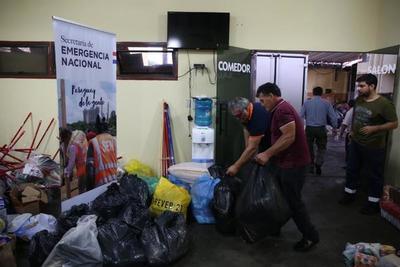 Donaciones recibidas por Cultura irán a damnificados del Chaco paraguayo