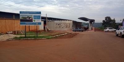 Terminal de buses de Presidente Franco estará lista en 15 días