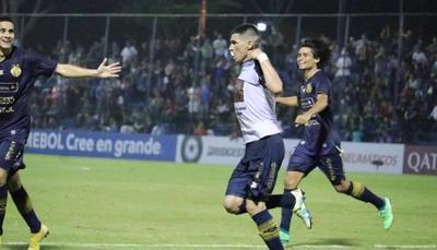 Sol de América- Botafogo, primer duelo ida, en Villa Elisa