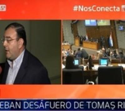 Desaforan a Tomás Rivas por un caso calcado al de José María Ibáñez